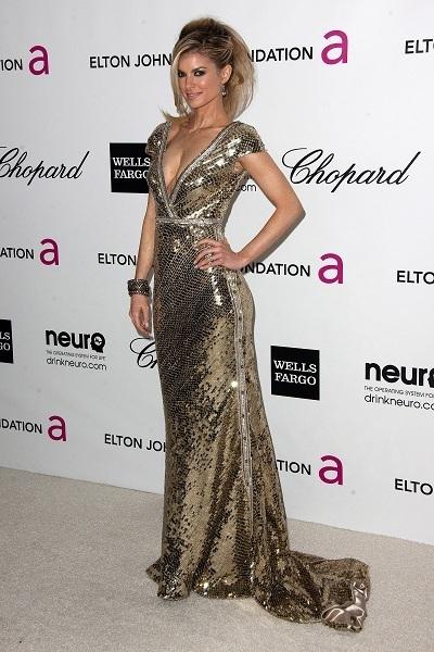 Marisa Miller at Elton John Oscar Event