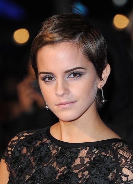 Emma Watson's pixie hairstyle!