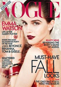 Emma Watson, Vogue