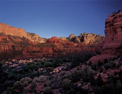 Enchantment Resort - Sedona, AZ - Nature