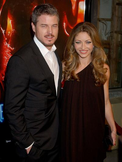 It's a Girl for Eric Dane & Rebecca Gayheart!
