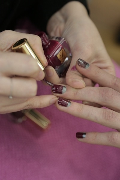 Este Lauder nail trends