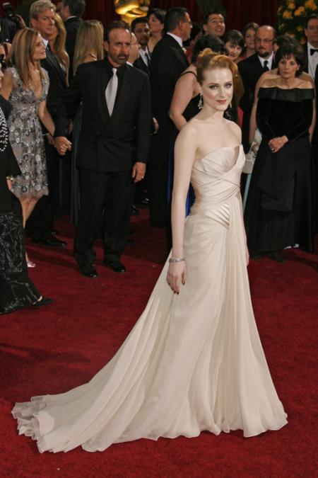 Evan Rachel Wood at the 2009 Oscars