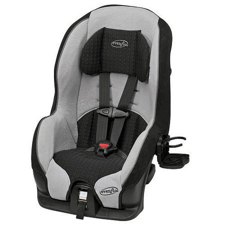 evenflo tribute 5 convertible car seat safety rating. Black Bedroom Furniture Sets. Home Design Ideas