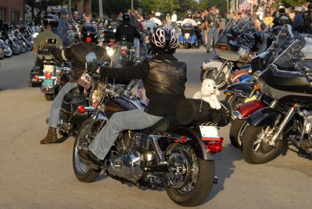 Harley-Davidson 105th Anniversary in Milwaukee, WI