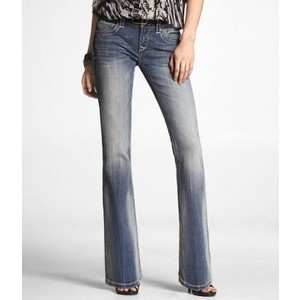 Rerock Super Thick Stitch Bootcut Jean