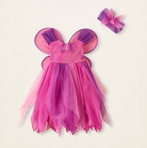 Girls Fairy Costume
