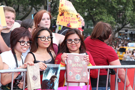 New York Premiere of Harry Potter and the Deathly Hallows: Part 2