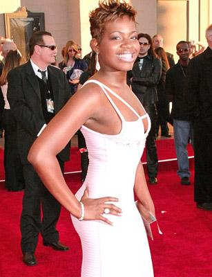 Barrino on 'the carpet'