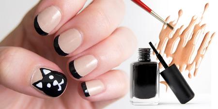 Onyx Feline Nails