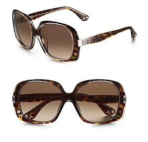 Fendi Rose Sunglasses