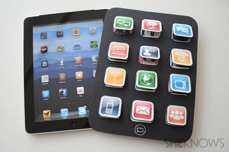 iDad card or iPad?