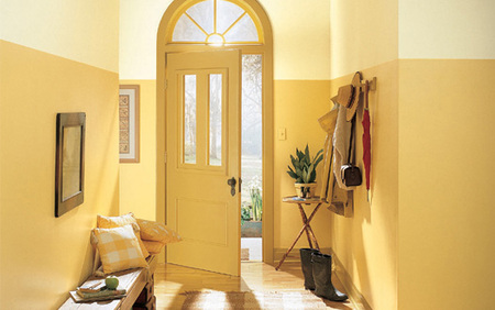 A stunning first impression - Entryway