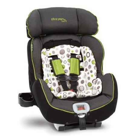 The First Years True Fit Recline Convertible Car Seat
