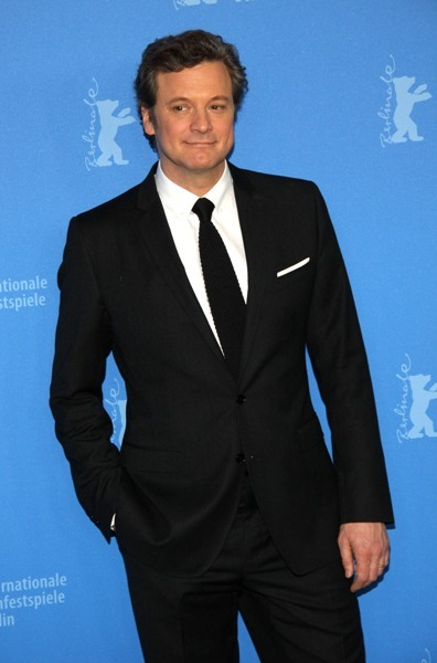 Colin Firth: King of Berlin