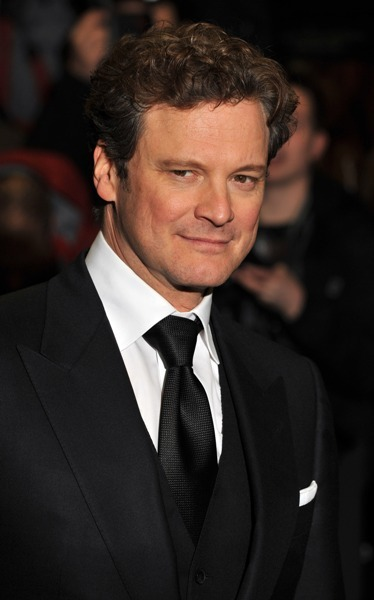 Colin Firth premieres 'A Single Man'
