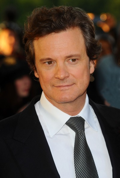 Colin Firth premieres 'Tinker Tailor Soldier Spy'