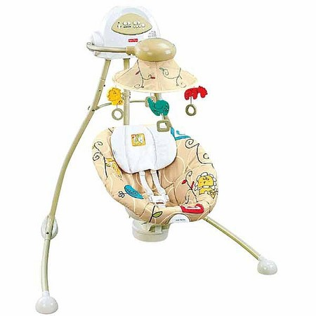 Fisher-Price Cradle Swing