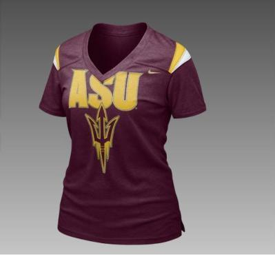 Nike Collegiate Shirts