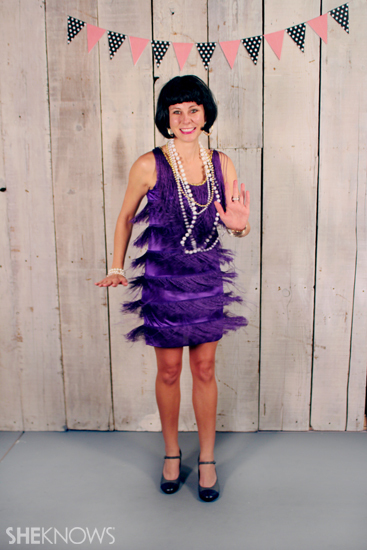 Halloween costume ideas: Flapper