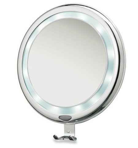 Fogless Shower Mirror
