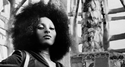 Pam Grier as Foxy Brown in Foxy Brown