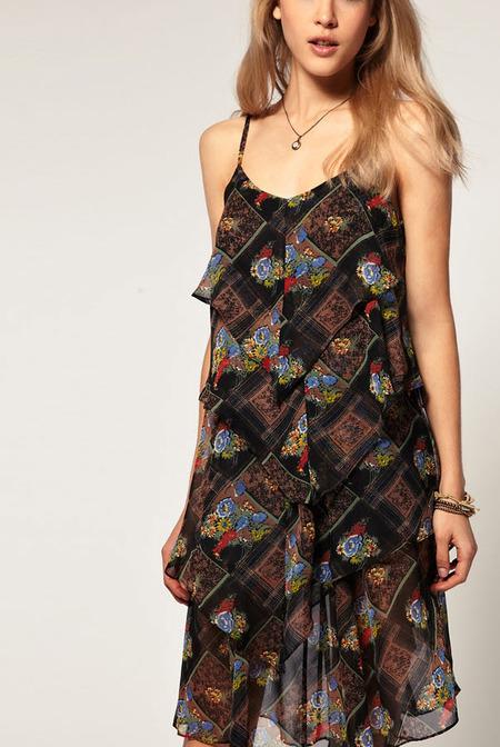 Free People Gypsy Daisy Dress