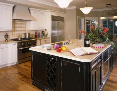 French Country Kitchen - Country Homes
