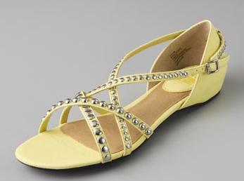 Frye Margot Studded Sandals
