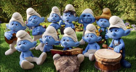 Smurfs 2: Smurf Village