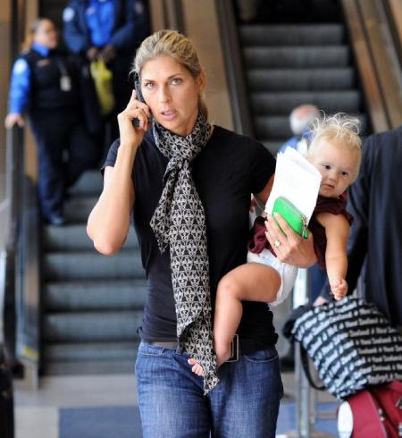 Gabrielle Reece and Brody Jo