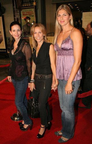 Gabrielle Reece at the Borat Premiere
