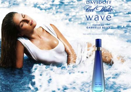 Gabrielle Reece for Cool Water