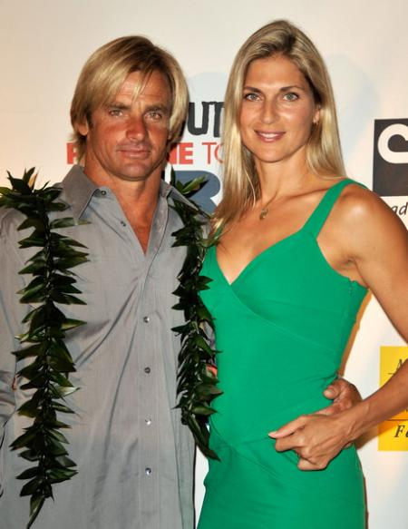 Gabrielle Reece and Husband Laird Hamilton