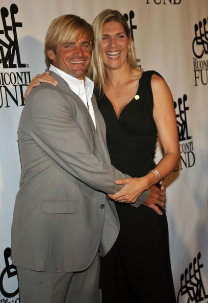 Gabrielle Reece and Laird Hamilton at Charity Dinner