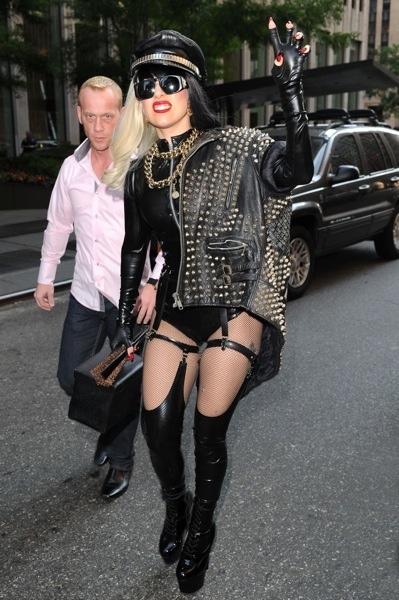 Lady Gaga gets complicated