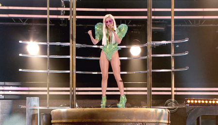 Lady Gaga: The Modern Day Ninja Turtle?