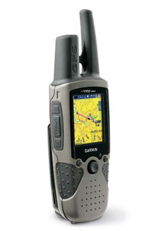 GPS Enabled Walkie-Talkie