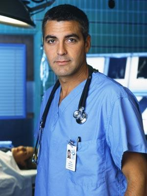 Dr Doug Ross (George Clooney), ER