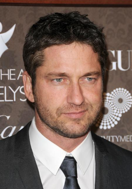 Gerard Butler charity