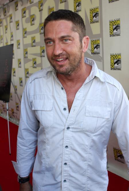 Gerard Butler Comic-Con