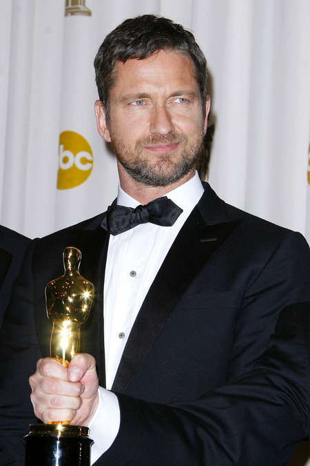 Gerard Butler at the Academy Awards