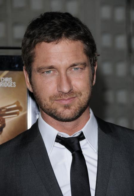 RocknRolla premiere in London brings out its star Gerard Butler