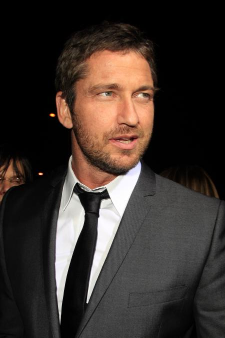 Gerard Butler red carpet