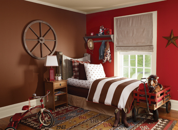 WESTERN ROOM IDEAS - ROOM DESIGN IDEAS