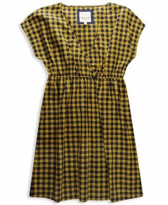 Gingham House Dress