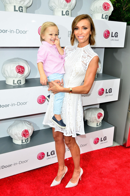 Giuliana Rancic & Duke