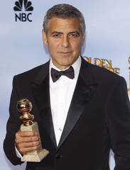 George Clooney wins Best Actor-Drama