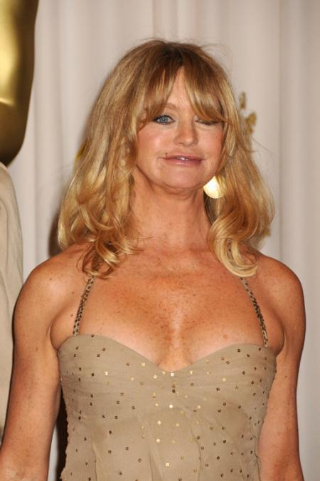 Goldie Hawn at the 81st Annual Academy Awards