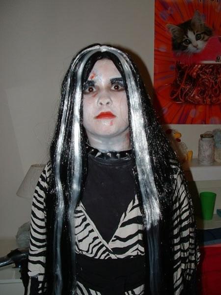 Goth ghoul
